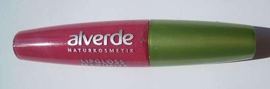 alverde Lipgloss Maximize Effect, Farbe: 20 Raspberry In Love