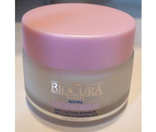 <strong>Biocura Beauty</strong> Revital Tagescreme