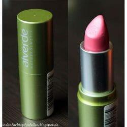 Produktbild zu alverde Naturkosmetik Lippenstift – Farbe: 10 Sonnenexplosion (LE)