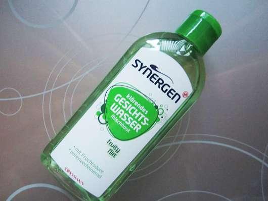 <strong>Synergen</strong> Klärendes Gesichtswasser fruity flirt