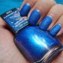 Misslyn velvet diamond nail polish, Farbe: 85 royal blue