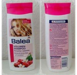 Produktbild zu Balea Volumen Shampoo Kirsche + Jasmin
