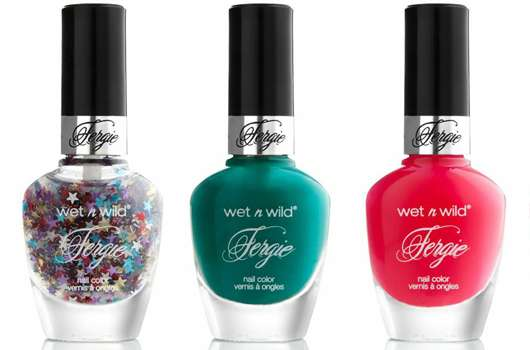 Fergie Nail Color by wet n wild®