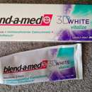 blend-a-med 3D White Vitalize Lovely Mint Zahncreme