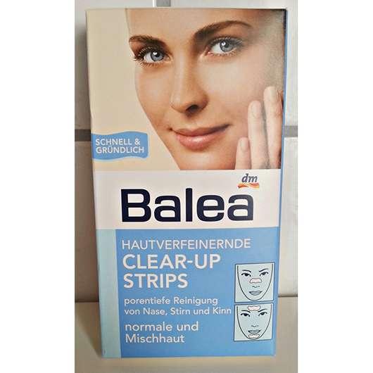 Balea Hautverfeinernde Clear-up Strips