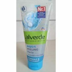 Produktbild zu alverde Aqua Peeling Perle (Normale und Mischhaut)