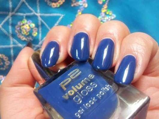 p2 volume gloss gel look polish, Farbe: 110 ocean lady