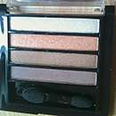 Rival de Loop Young Quattro Eyeshadow, Farbe: 02 coffee flavours
