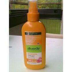 Produktbild zu alverde Naturkosmetik Sonnen-Spray Schisandra LSF 20