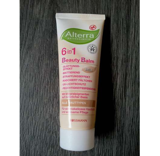 Alterra 6in1 Beauty Balm, Farbe: Hell