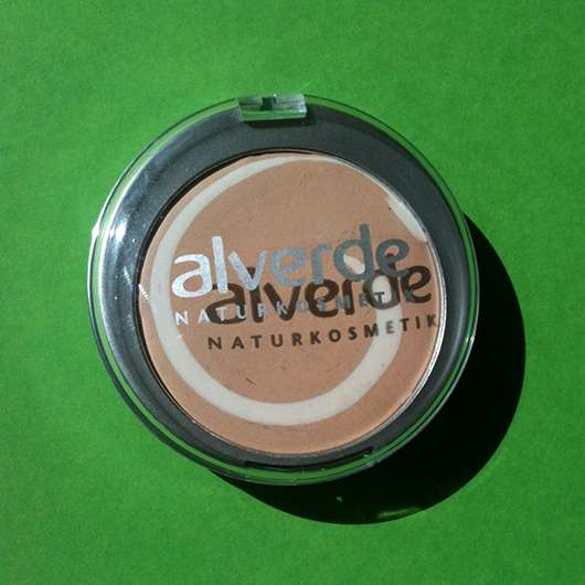 alverde Color & Care Cream To Powder Make Up, Nuance: 10 Soft Cream