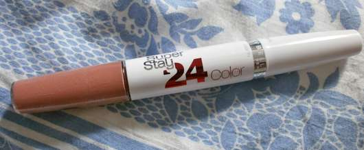 Maybelline Superstay 24H Color Lippenstift, Farbe: 605 always beige