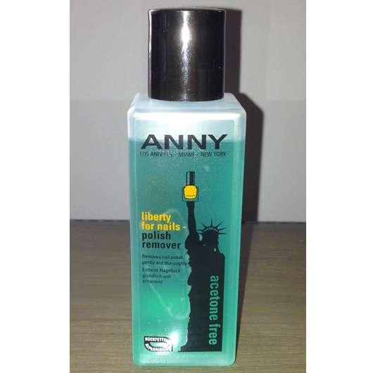 ANNY Nail Polish Remover