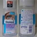 Balea Augen Make-Up Entferner Waterproof (ölhaltig)