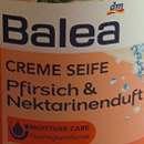 Balea Creme Seife Pfirsich & Nektarinenduft