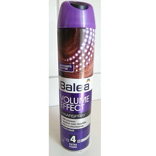 Balea Volume Effect Haarspray (feines Haar)