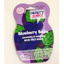 Produktbild zu NPW Beauty Junky Blueberry Babe Mud Face Mask