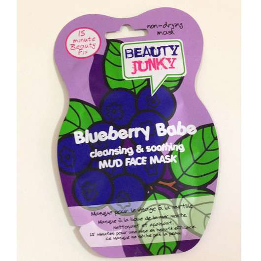 <strong>NPW</strong> Beauty Junky Blueberry Babe Mud Face Mask