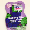 Beauty Junky Blueberry Babe Mud Face Mask