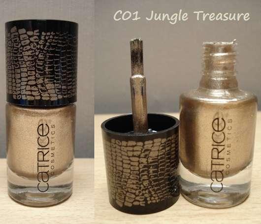Catrice Crocodile Cracker, Farbe: C01 Jungle Treasure (Glamazona LE)