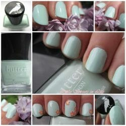 Produktbild zu butter LONDON 3 Free Nail Lacquer-Vernis – Farbe: Fiver (LE)
