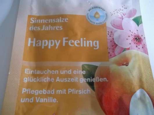 tetesept Sinnensalze des Jahres Happy Feeling