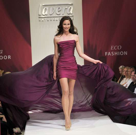 lavera Showfloor Berlin Fashion Week