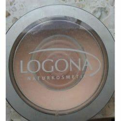 Produktbild zu LOGONA Face Powder – Farbe: 02 medium beige