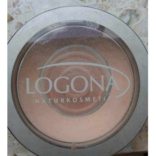 LOGONA Face Powder, Farbe: 02 medium beige