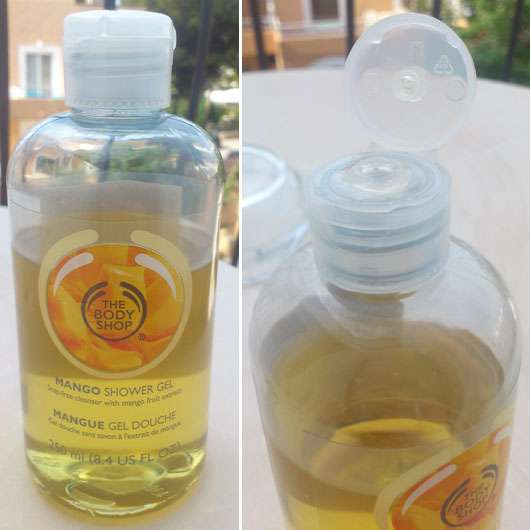 The Body Shop Mango Shower Gel