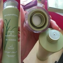 Produktbild zu Margot Schmitt Haar & Kopfhaut Shampoo Mit Süßgras