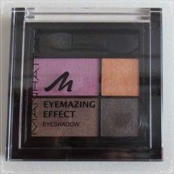 Produktbild zu MANHATTAN Eyemazing Effect Eyeshadow – Farbe: NY City Girl 56C