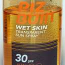 PIZ BUIN Wet Skin Transparent Sun Spray SPF 30