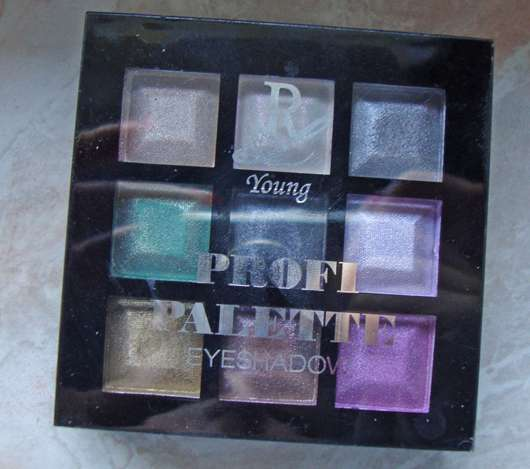 Rival de Loop Young Profi Palette Eyeshadow, Farbe: 02 all time favourite