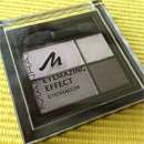 Manhattan Eyemazing Effect Eyeshadow, Farbe: Rosy Wood 95C