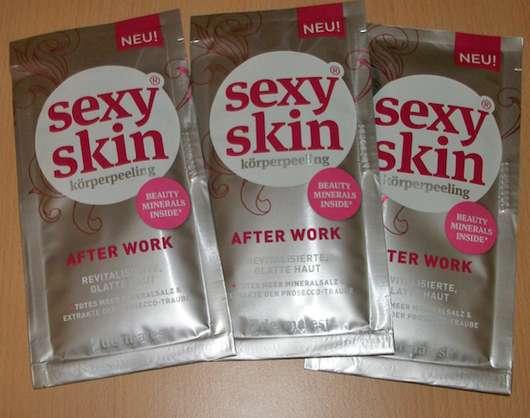 "Sexy Skin Körperpeeling ""After Work"""