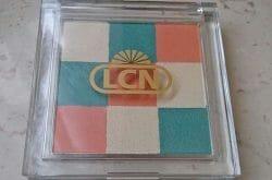 Produktbild zu LCN Eyeshadow – Farbe: shades of desert (LE)
