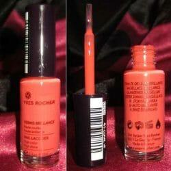 Produktbild zu Yves Rocher Couleurs Nature Nagellack Brillance – Farbe: Koralle