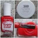 Sally Hansen Sugar Coat, Farbe: 300 Cherry Drop (LE)