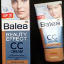Balea Beauty Effect CC Cream, Farbe: dunkler Hauttyp