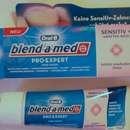 Oral-B blend a med Pro Expert Sensitiv + sanftes Zahnweiß Minze
