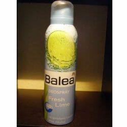 Produktbild zu Balea Deospray Fresh Lime