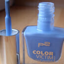 p2 color victim nail polish, Farbe: 920 up in the air!