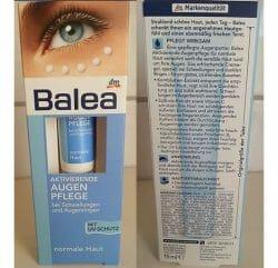 Produktbild zu Balea Aktivierende Augenpflege