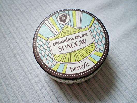 <strong>Benefit</strong> Creaseless Cream Shadow - Farbe: Skinny Jeans