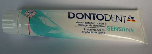 DontoDent Zahncreme Sensitive