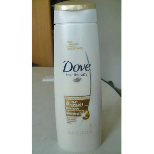 Dove Hair Therapy Oil Care Nährpflege Shampoo