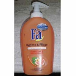 Produktbild zu Fa Hygiene & Pflege Grapefruit & Milchprotein Flüssigseife