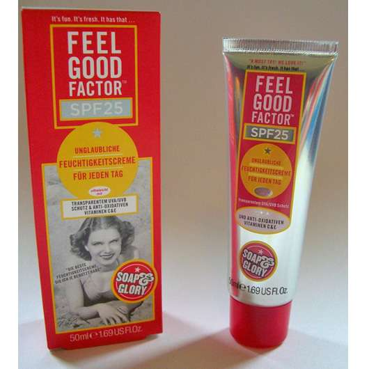 <strong>Soap & Glory</strong> Feel Good Factor SPF 25