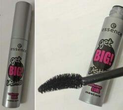 Produktbild zu essence get BIG! lashes volume curl mascara